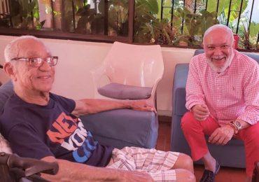 Muere padre de Jochy Santos a los 93 años