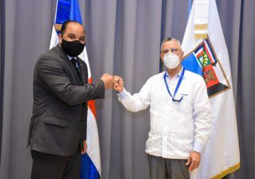Alcalde SDE y el Defensor del Pueblo inician relaciones para mejorar servicios básicos