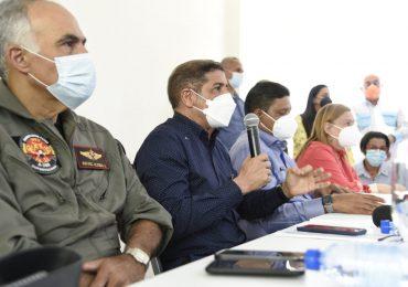 Organismos integrantes de Comisión Oficial para Erradicación de la Peste Porcina Africana en sesión permanente