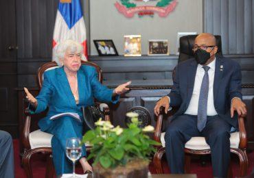 VIDEO | Ortiz Bosch visita Cámara de Diputados y logra rectificación de denuncias