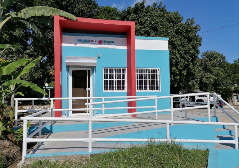 Promese/Cal pone en funcionamiento dos Farmacias del Pueblo en San Cristóbal