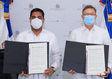 MIREX y Fedomu firman acuerdo de cooperación para fortalecer programa de hermanamiento entre ciudades