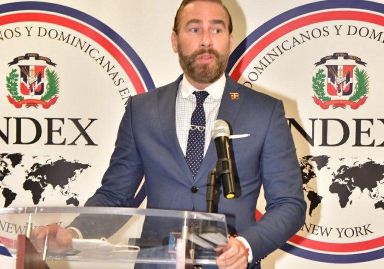 MIREX informa viceministro Carlos de la Mota tomará licencia laboral sin disfrute de sueldo