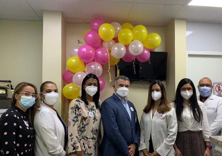 Inauguran sala de lactancia materna en Hospital Infantil Dr. Arturo Grullón