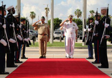 RD estrecha vínculos con Comando Sur de EEUU