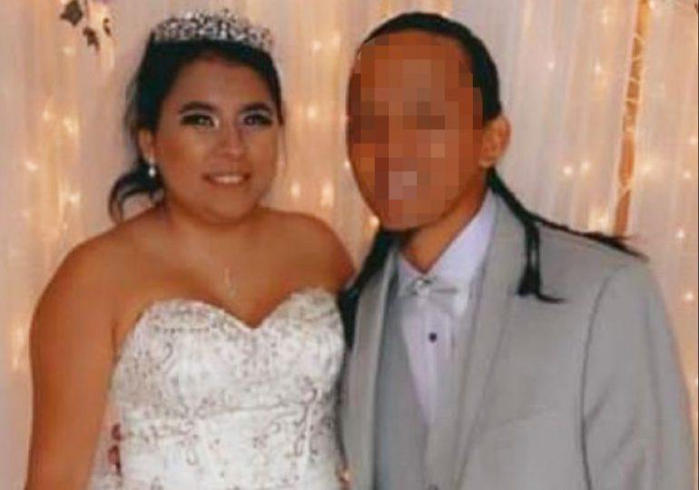 Joven novia muere en aparatoso accidente horas después de su boda