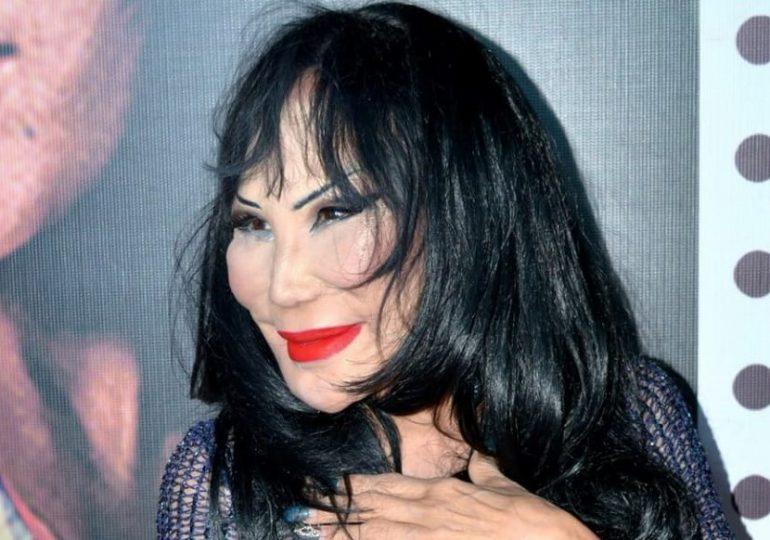 Lyn May causa polémica al anunciar que está embarazada a los 68 años