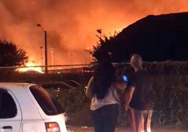 Videos | Se registra fuerte incendio en Hotel Iberostar en Puerto Plata