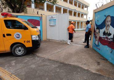 Defensa Civil realiza perifoneo preventivo en  albergues ante el paso de tormenta tropical Fred