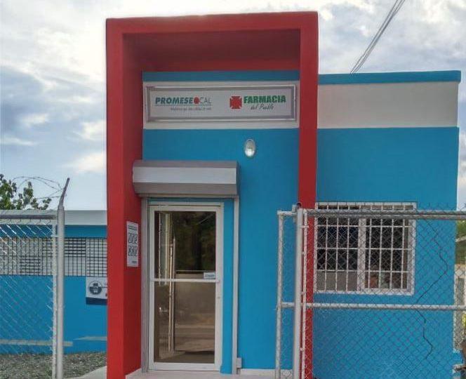 Promese/Cal abre Farmacia del Pueblo 575 en San José de Ocoa