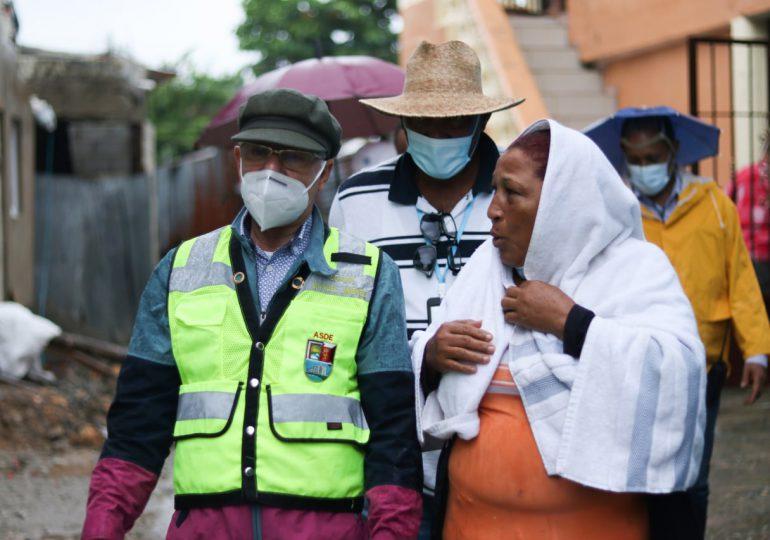 Video | Alcalde SDE dice limpiezas de cañadas evitan inundaciones de sectores vulnerables