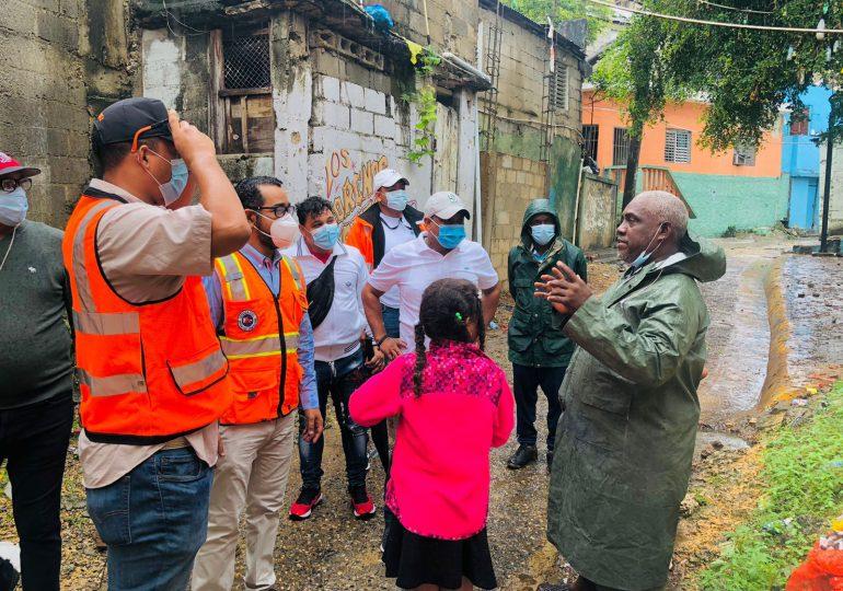 62 personas permanecen en albergues de San Cristóbal y Distrito Nacional por estragos de Fred