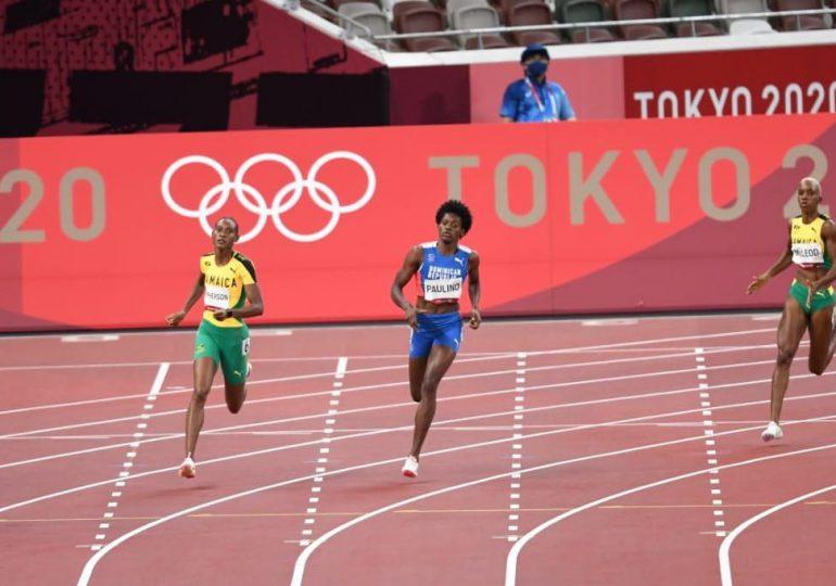 Marileidy Paulino es la tercera mejor del mundo en los 400 metros planos