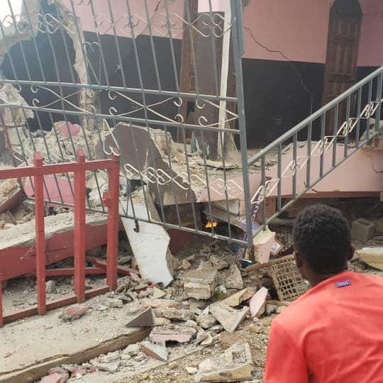 RD envía helicópteros, alimentos, medicamentos y otros insumos médicos hacia Haití