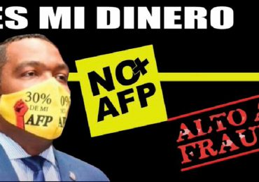 Botello ratifica manifestación frente al Congreso Nacional por el 30% de los fondos en AFP