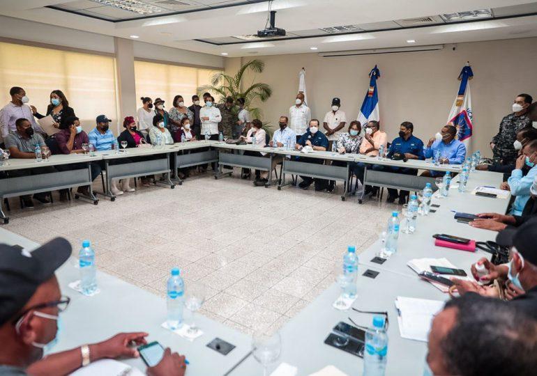 Gobierno aumentará asistencia a provincias afectadas por fenómeno Grace en el Sur