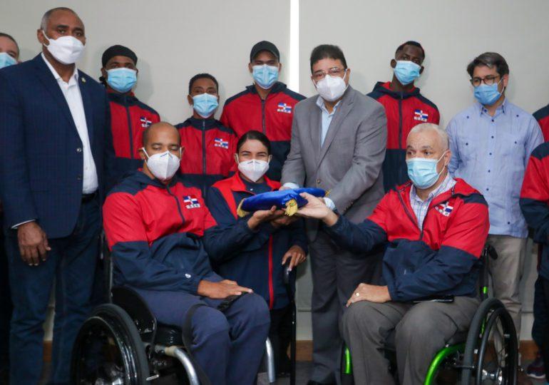 Miderec premiará atletas paralímpicos con mismos montos que los de Tokio 2020 si consiguen medallas