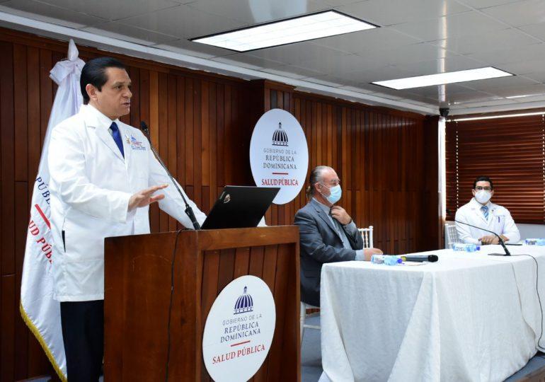 Salud Pública asegura cuenta con suficientes vacunas contra la difteria