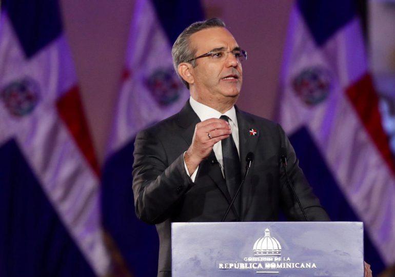 Oposición se pronuncia ante discurso de Luis Abinader por primer año en el poder