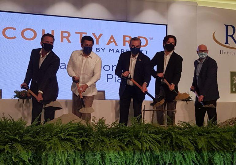 Grupo Poma inicia construcción del Hotel Courtyard by Marriott