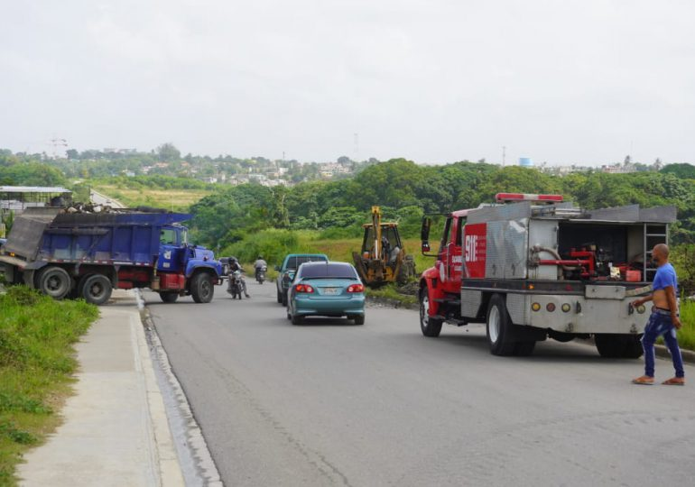 Alcaldía intensifica jornada simultánea de limpieza en diversos sectores de Los Alcarrizos