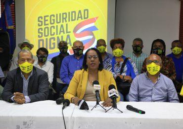 Anuncian movilizaciones en favor de una transformación integral de la Seguridad Social