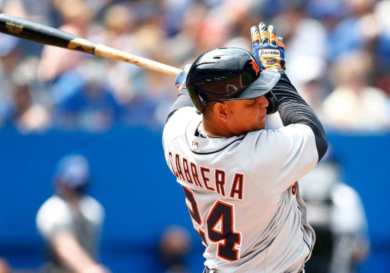 Venezolano Miguel Cabrera llegó a 500 jonrones en Grandes Ligas