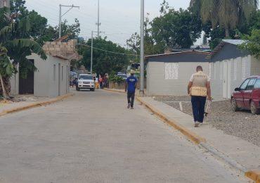 Video | Gobierno entrega cañadas saneadas y nuevas viviendas a moradores de Sabana Perdida
