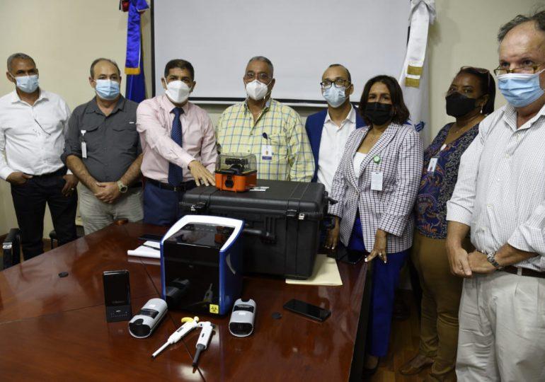 VIDEO   Gobierno adquiere equipo portátil que detecta fiebre porcina africana en menos de dos horas