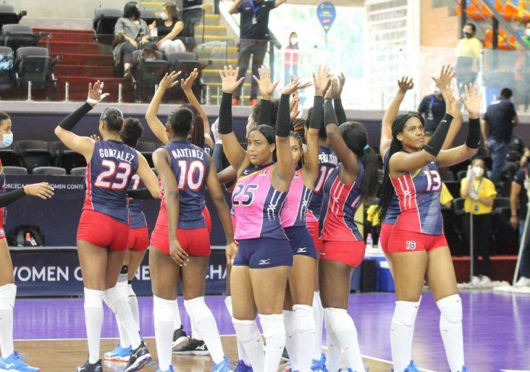 Reinas del Caribe debutan con victoria en apertura del Torneo Continental NORCECA