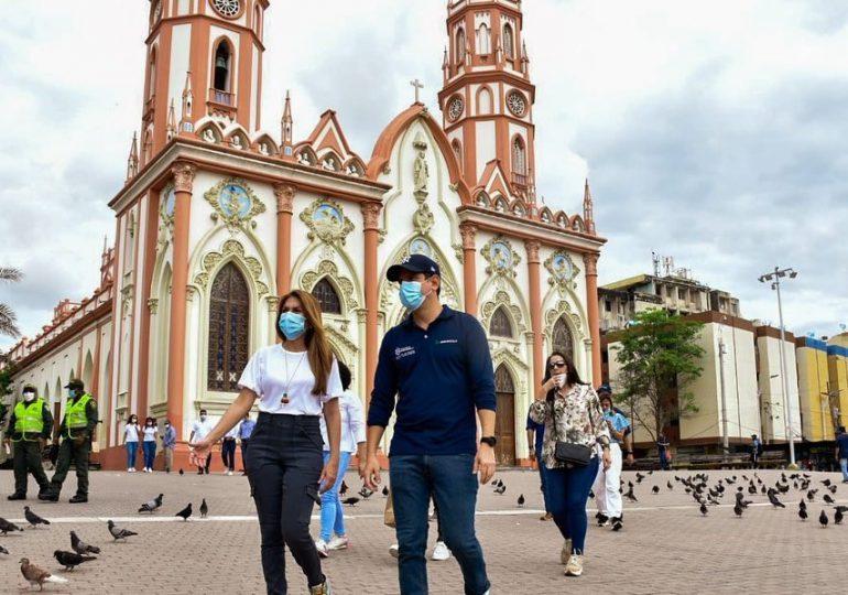Alcaldesa Carolina Mejía llega a Barranquilla, Colombia para firmar acuerdo de cooperación