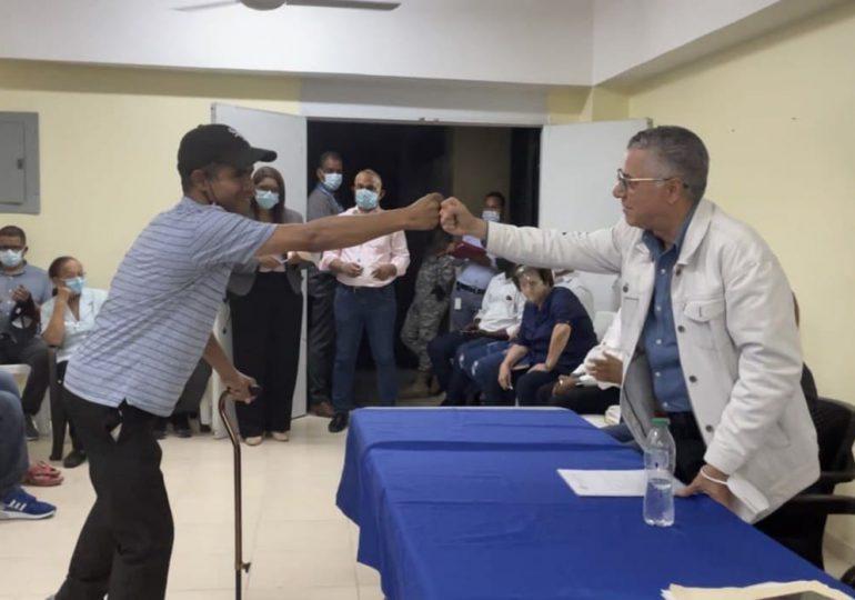 VIDEO   Alcalde Manuel Jiménez coordina soluciones en avenidas España, Sabana Larga y Venezuela