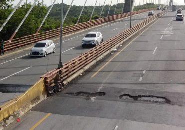 Cerrarán puente Mauricio Báez en SPM durante 15 días