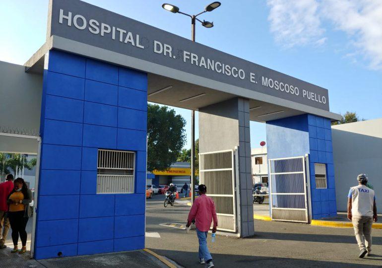 Director Moscoso Puello informa hospital asistió más de 130 mil emergencias