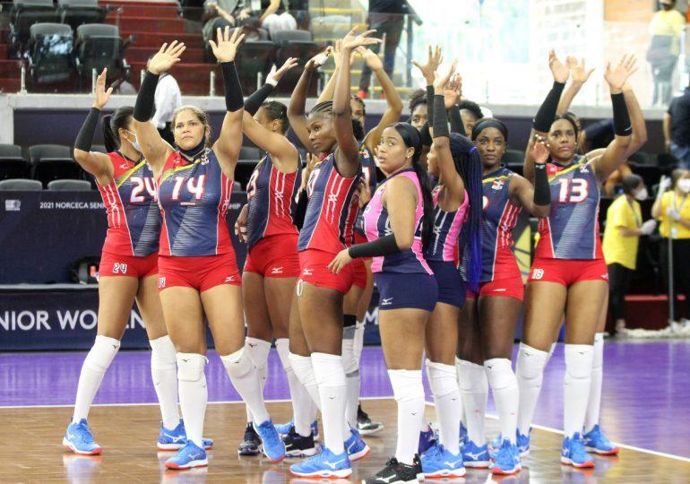 Las Reinas del Caribe consiguen segunda victoria en torneo Norceca en México