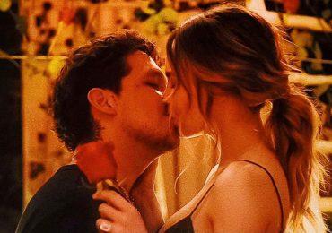 Christian Nodal reaparece en las redes ¡y lo hace con esta romántica foto junto a Belinda!