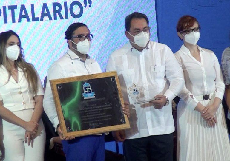 """Hospital Materno Dr. Reynaldo Almánzar obtuvo segundo lugar en el ranking al """"Mejor Desempeño Hospitalario"""""""