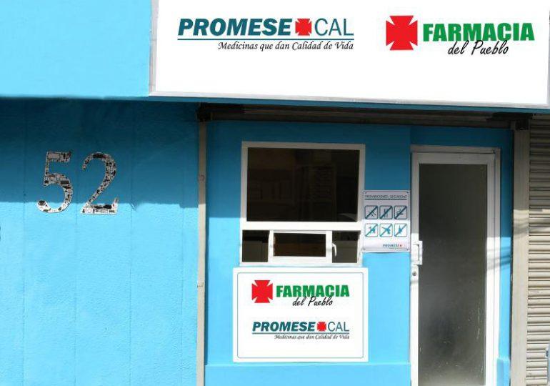 Reubican Farmacia del Pueblo del Hospital Padre Billini
