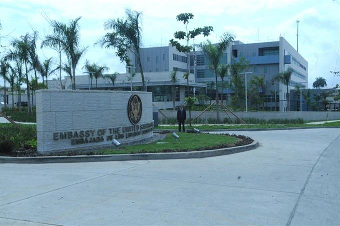 Embajada de EEUU en RD  saluda apoyo del Gobierno a Haití tras terremoto