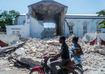 Haití espera una tormenta cuando aún lidia con las secuelas del terremoto
