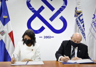 Escuela del Ministerio Público y Unapec pactan plan de trabajo para el fortalecimiento institucional