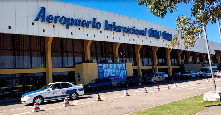 Principal aeropuerto internacional de Bolivia normaliza actividades