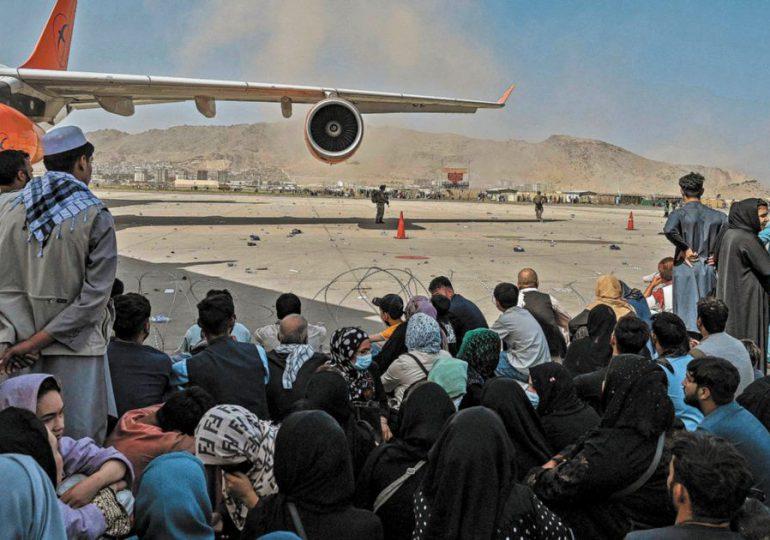 EEUU agradece a países como México y Chile por acoger afganos
