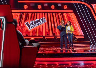 Concluyen Audiciones a ciegas en The Voice Dominicana