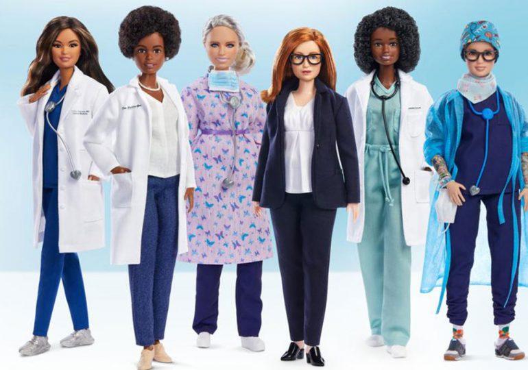 Una Barbie en homenaje a la cocreadora de la vacuna AstraZeneca contra el covid-19