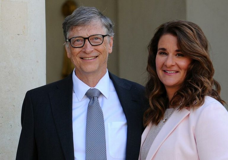 El divorcio de Bill y Melinda Gates ya es oficial
