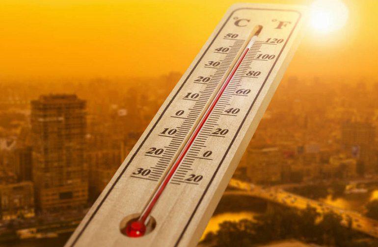 Meteorología pronostica altas temperaturas y aguaceros limitados en horas de la tarde