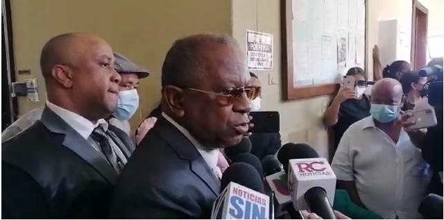 VIDEO | Cándido Simón dice solicitarán prisión preventiva contra el ex pelotero Juan Encarnación