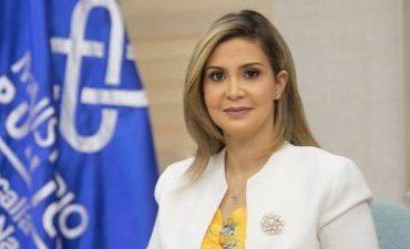 """""""Dios no obedece a diagnósticos"""", dice fiscal Rosalba Ramos al anunciar su segundo embarazo"""