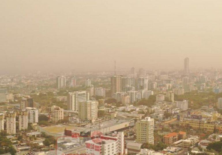 GALERÍA | Salud Pública emite recomendaciones ante la incidencia del polvo del Sahara en el país